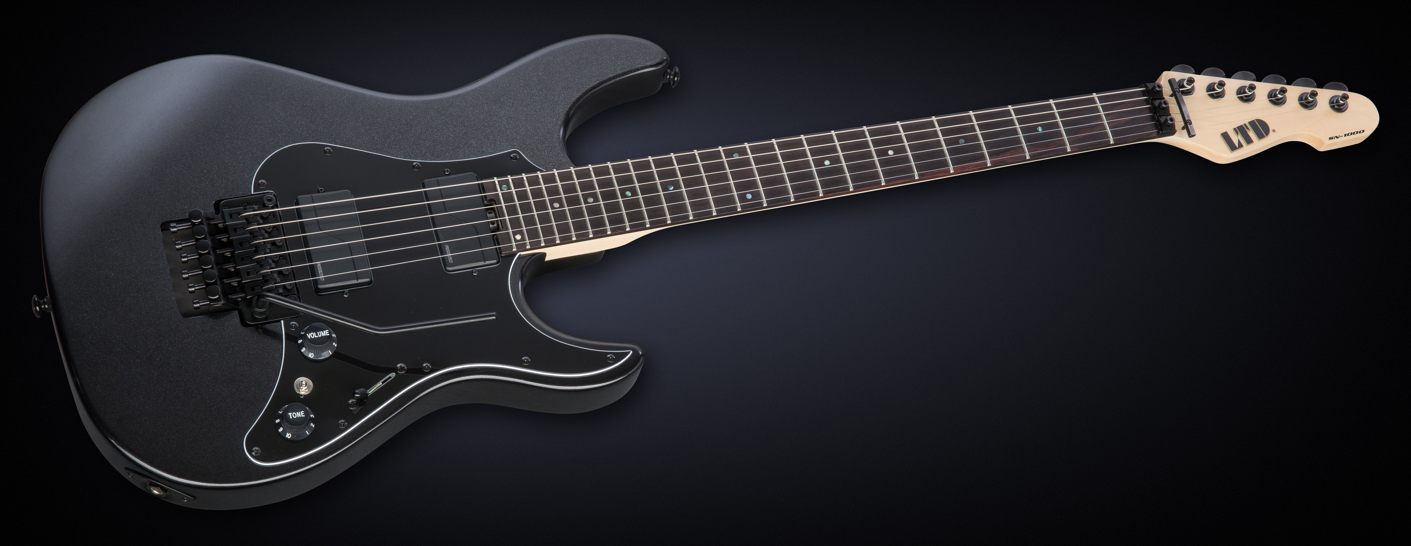 esp guitar company chooses fluence modern humbuckers for ams exclusive fishman. Black Bedroom Furniture Sets. Home Design Ideas
