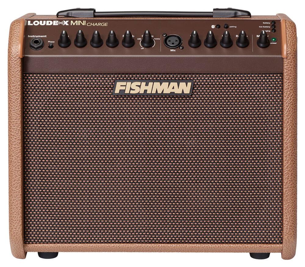 Fishman Loudbox Mini Charge acoustic amplifier front