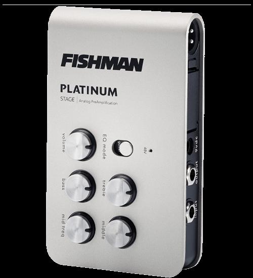 Platinum Stage EQ Preamp PRO-PLT-301 front