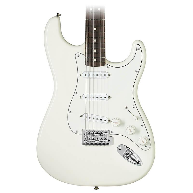 close up of Fluence Single Width Pickups installed on Strat® guitar