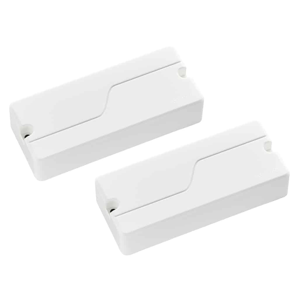 Fluence Modern 7-string pickup set in white