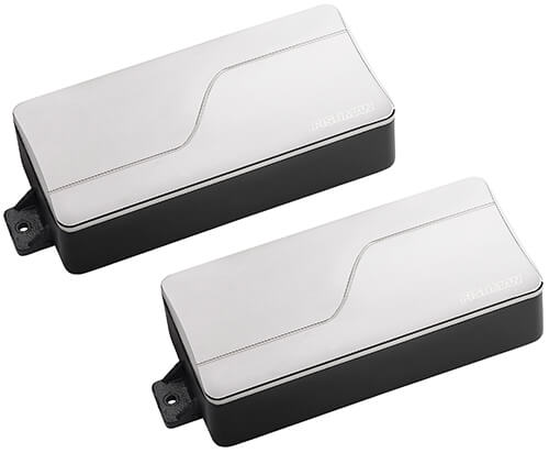 two Fluence Signature Series Tosin Abasi 7-string pickups in nickel