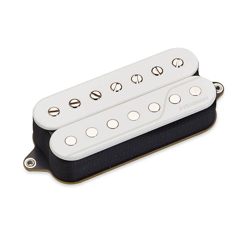 Fluence open core 7 string neck pickup - white