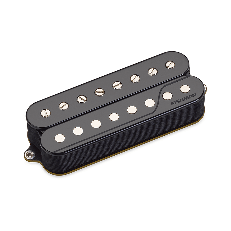 Fluence open core 8 string neck pickup - black