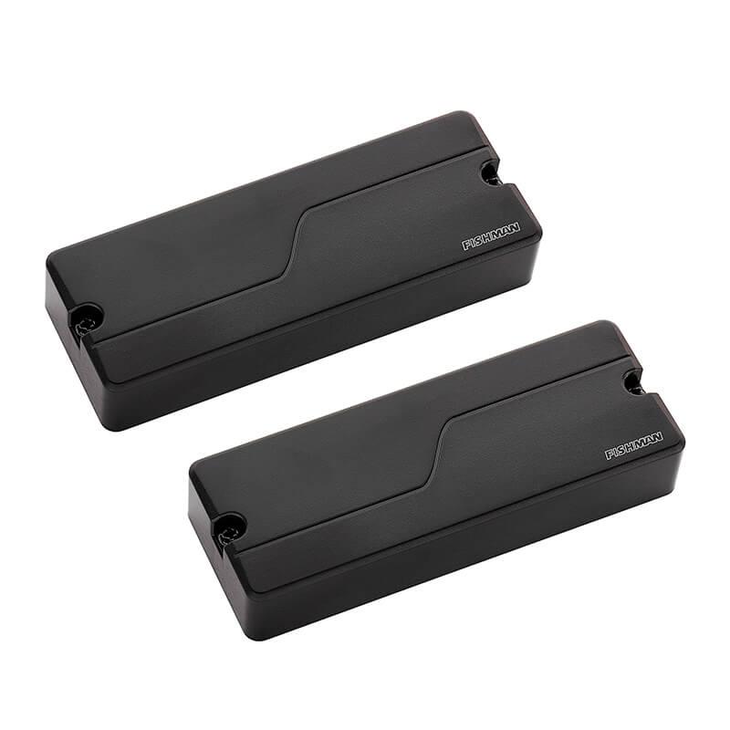 Fluence Modern 8-string pickup set in black