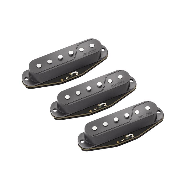 Fluence Single Width Pickup Set For Strat® in black